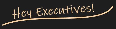 Hey Executives!_gold_Hintergrund_schwarz